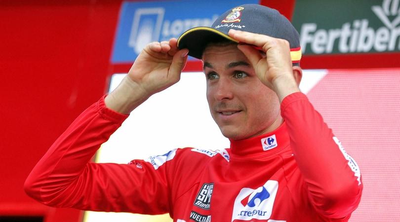 Ciclismo, Vuelta: 8/a tappa a Valverde, Molard resta maglia rossa