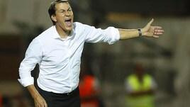 Garcia: «Che bello tornare all'Olimpico e affrontare la Lazio!»