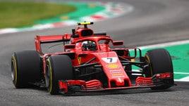 F1 Monza, Kimi Raikkonen: «Proveremo a vincere»