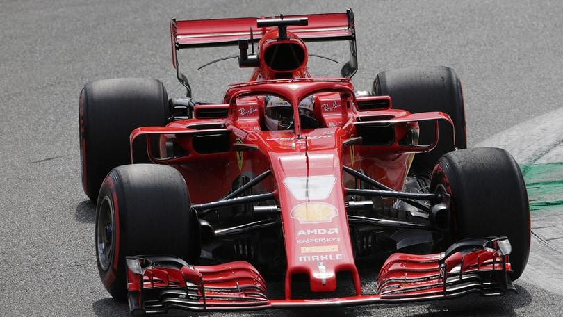 Delusione rossa, a Monza trionfa Hamilton. Raikkonen è secondo