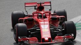 F1 Monza, Vettel: «Abbiamo la potenza per far meglio»