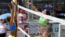 Beach Volley: conclusa a Catania la prima giornata delle Finali Scudetto