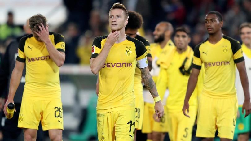 Bundesliga, Hannover e Dortmund si dividono la posta