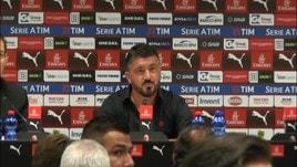 Il Milan e Gattuso omaggiano Alberto Polverosi