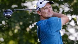 Golf: Dell Championship, Rose avvio show