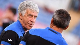 Serie A Atalanta, Gasperini: «Rammarico per l'Europa League, ora testa al Cagliari»