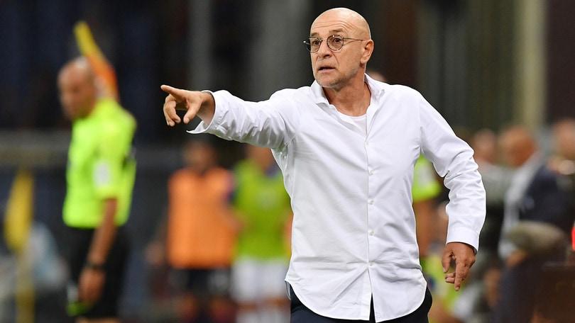 Serie A Genoa, Ballardini: «Sassuolo squadra ambiziosa, mi aspetto ordine e qualità»