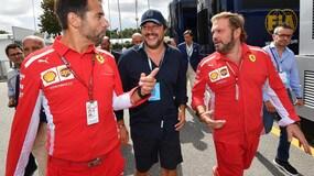 F1, tanti vip a Monza per le qualifiche