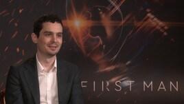 Il primo Uomo Intervista al regista