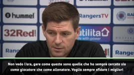 Gerrard verso l'Old Firm: