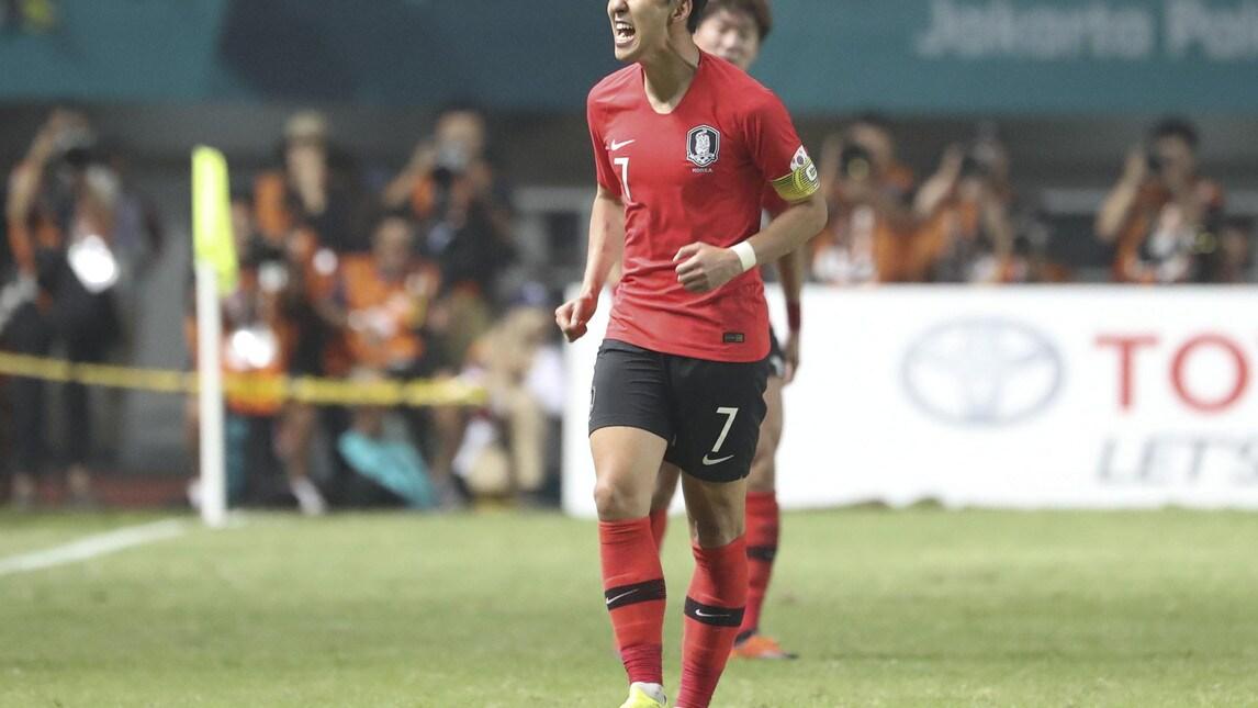 Il capitano della selezione sudcoreana era all'ultima chance sportiva per ottenere l'esonero dal servizio militare di 21 mesi