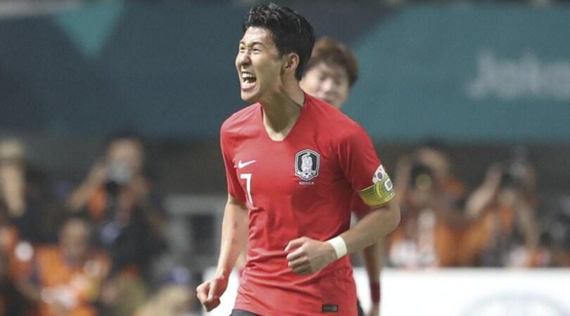 Sud Corea, oro agli Asian Games: Son, niente militare!