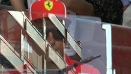 F1: le Ferrari partiranno davanti a tutti nel Gp di Monza