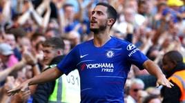 Premier League, Chelsea-Bournemouth 2-0: Sarri aggancia il Liverpool in vetta