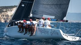 Vela: Melges World League,Mascalzone 2/o