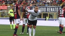 Calcio: Bologna-Inter 0-3