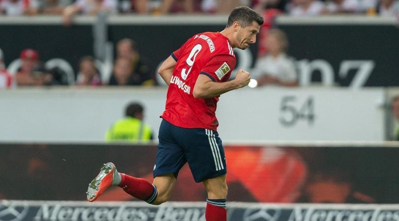 Il Bayern Monaco strapazza lo Stoccarda: 0-3