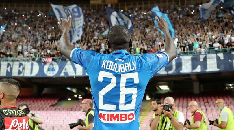 Mercato, De Laurentiis blinda Koulibaly fino al 2023