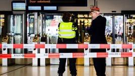 Amsterdam, aggressore era un terrorista