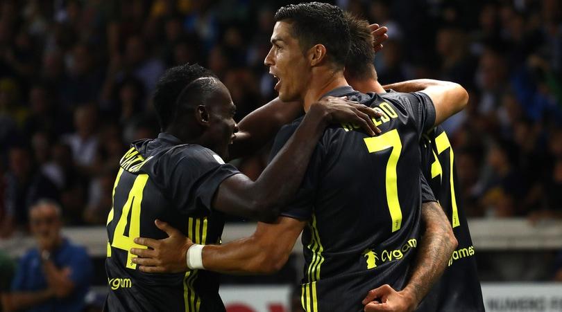 Parma-Juventus 1-2: Mandzukic, Gervinho, Matuidi