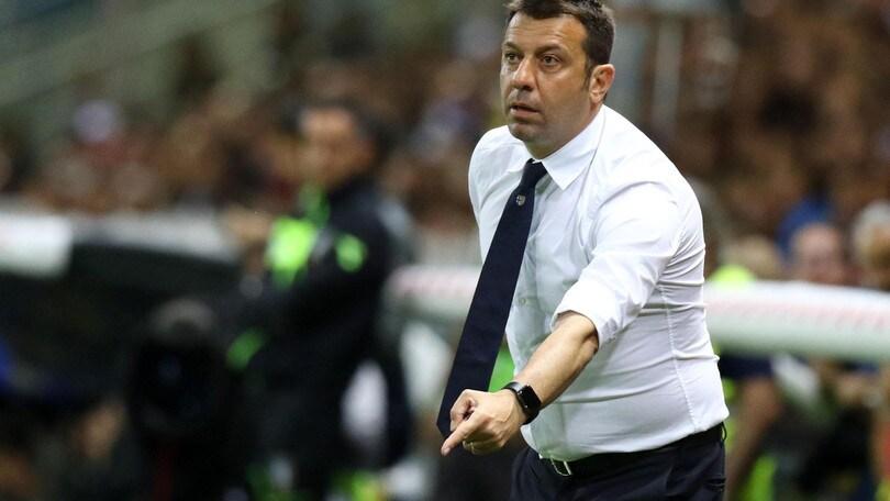 Serie A Parma, D'Aversa: «Buona prestazione, peccato per il risultato»