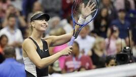 Us Open, Sharapova vola agli ottavi. Sabalenka elimina Kvitova