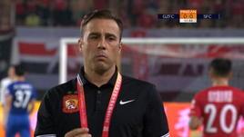 Guarin, un gol contro Cannavaro
