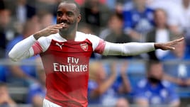 Arsenal, Lacazette decisivo: 3-2 al Cardiff
