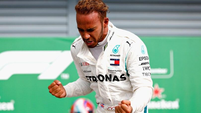 F1 Monza: Hamilton trionfa, Raikkonen secondo, Vettel quarto