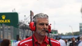 F1 Monza, Arrivabene: «Noi assumiamo dei piloti, non dei maggiordomi»