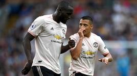 United, Lukaku salva Mourinho. Tottenham ko, Watford in testa!