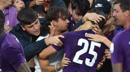 Chiesa ispira, Benassi segna: la Fiorentina batte l'Udinese