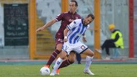 Serie B Pescara-Livorno 2-1, doppietta di Cocco su rigore