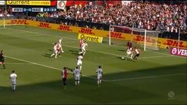 Feyenoord, Van Persie colpisce due volte