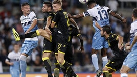 Serie A Lazio-Frosinone 1-0, il tabellino