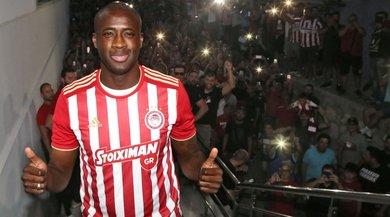 Yaya Touré torna all'Olympiakos