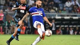 Serie A Sampdoria, potenziamento per Tonelli