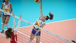 Volley: l'Under 19 Femminile fa il bis contro la Polonia