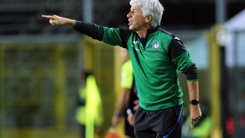 Serie A Atalanta, Gasperini: «L'Europa League non c'entra con la sconfitta»
