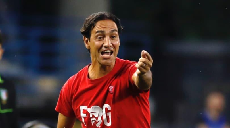 Serie B: Crotone-Foggia 4-1, Lecce-Salernitana 2-2 e Perugia-Ascoli 2-0