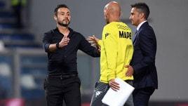 Serie A Sassuolo, De Zerbi: «I ragazzi mi seguono, ma possiamo migliorare»