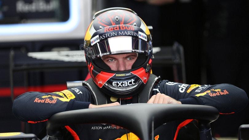 F1 Monza, Verstappen: «Trovo ingiusta la penalità»