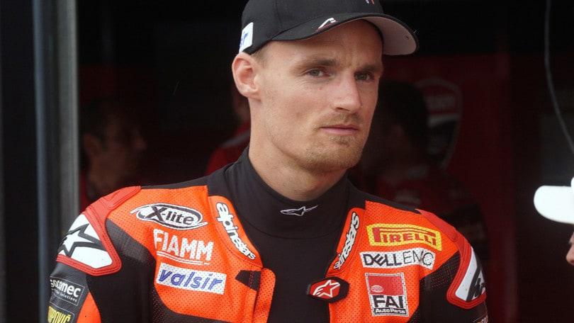 Superbike Portimao, Davies: «Sto meglio ma devo ancora valutare le mie condizioni»
