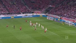 Stoccarda-Bayern Monaco 0-3