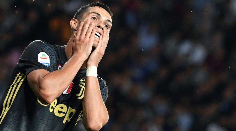 Tutta la Juventus è con Ronaldo: c'è uno zero di troppo