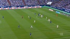 Schalke-Hertha Berlino 0-2
