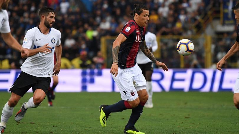 Serie A Bologna, Santander lotta ma non basta