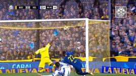 Boca, che gol per Villa contro il Velez!