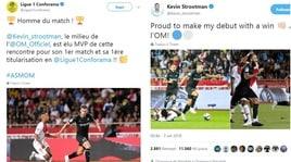 Strootman ha già stregato la Francia: incoronato uomo del match