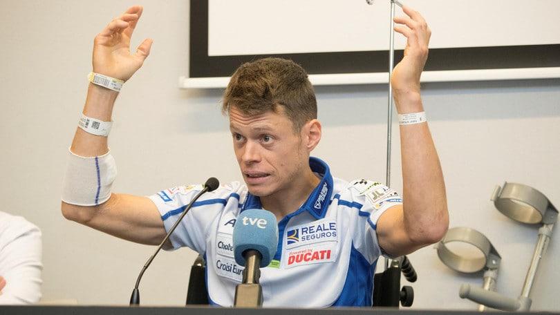Marc Marquez vuole fare pace con Valentino Rossi